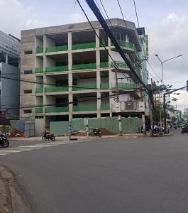 Cho thuê nhà đường Chu Văn An Quận Bình Thạnh 8,9x20m