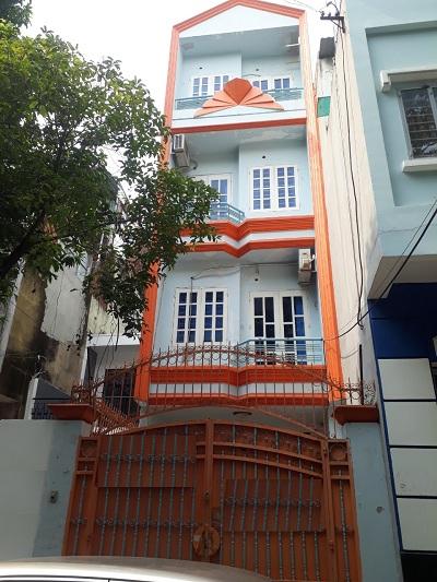 Cho thuê nhà đường Cộng Hoà Phường 12 Quận Tân Bình