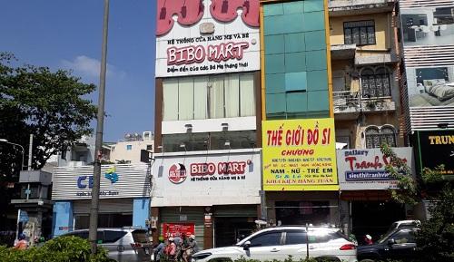 Cho thuê nhà đường Cộng Hoà phường 13 quận Tân Bình