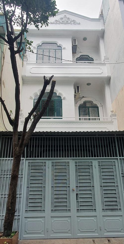 Cho thuê nhà đường Cộng Hoà phường 4 quận Tân Bình