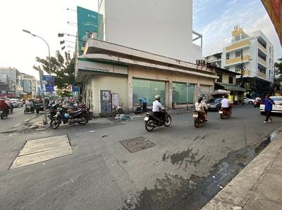 Cho thuê nhà đường Cộng Hoà quận Tân Bình 5,5x16m