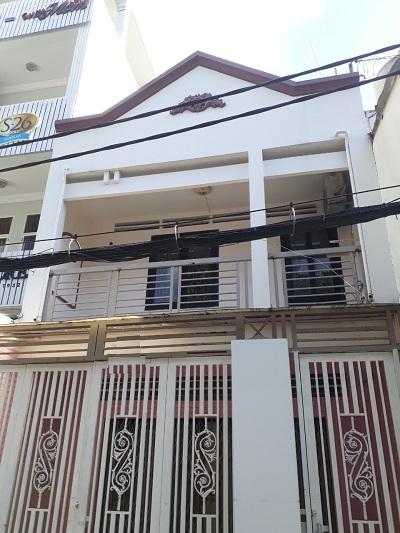 Cho thuê nhà đường Cộng Hoà Quận Tân Bình 5x12m