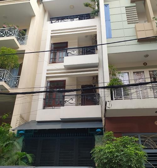 Cho thuê nhà đường Cộng Hoà quận Tân Bình phường 12