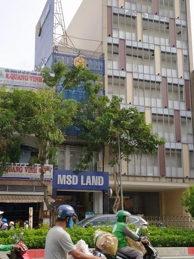 Cho thuê nhà đường Cộng Hoà Quận Tân Bình Phường 4