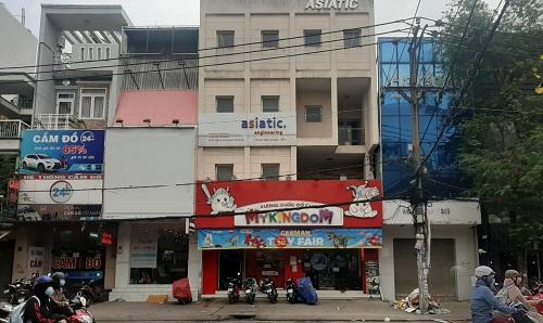 Cho thuê nhà đường D2 (Nguyễn Gia Trí) quận Bình Thạnh