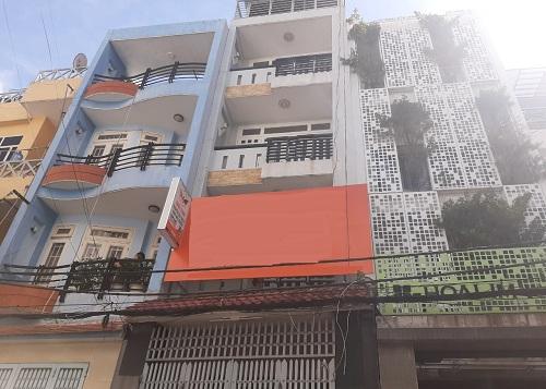 Cho thuê nhà đường D2 phường 25 quận Bình Thạnh