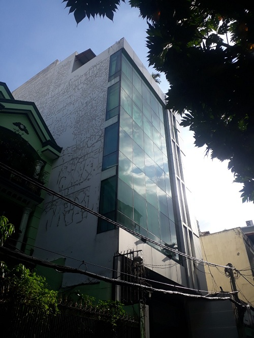 Cho thuê nhà đường D52 Cộng Hoà quận Tân Bình