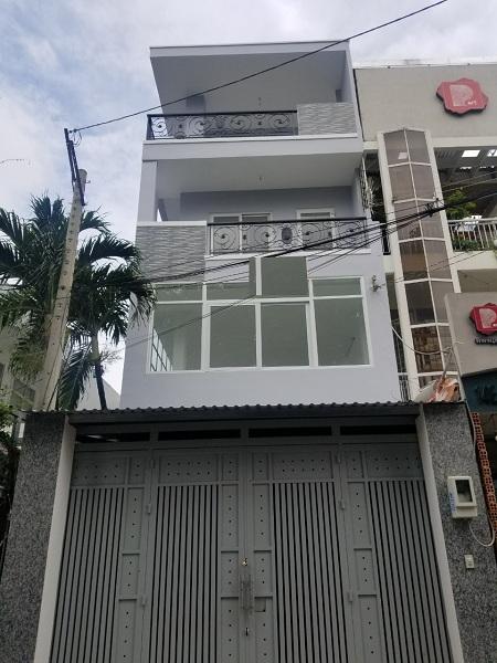 Cho thuê nhà đường Đặng Văn Ngữ, quận Phú Nhuận