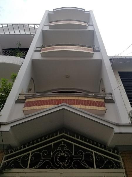 Cho thuê nhà đường Đặng Văn Ngữ, thuê nhà nguyên căn quận Phú Nhuận