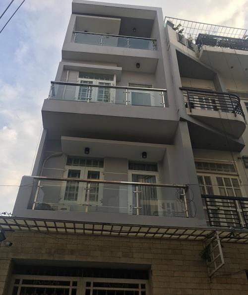 Cho thuê nhà đường Điện Biên Phủ quận Bình Thạnh phường 15