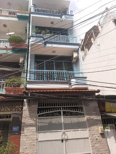 Cho thuê nhà đường Điện Biên Phủ quận Bình Thạnh phường 25