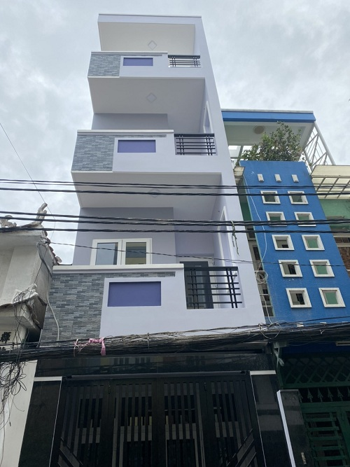 Cho thuê nhà đường Đoàn Thị Điểm phường 1 quận Phú Nhuận