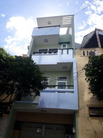 Cho thuê nhà đường Đống Đa quận Tân Bình