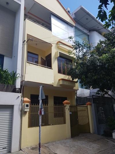 Cho thuê nhà đường Đồng Nai Phường 2 Quận Tân Bình