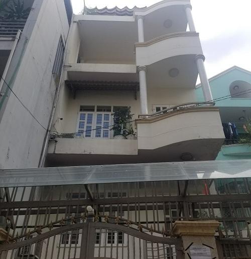 Cho thuê nhà đường Hồ Văn Huê phường 9 quận Phú Nhuận