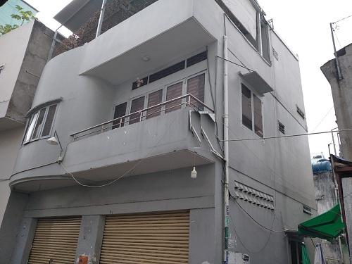 Cho thuê nhà đường Hoa Đào quận Phú Nhuận phường 2
