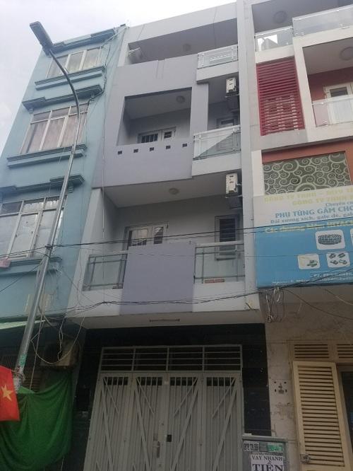 Cho thuê nhà đường Hoa Sữa Quận Phú Nhuận