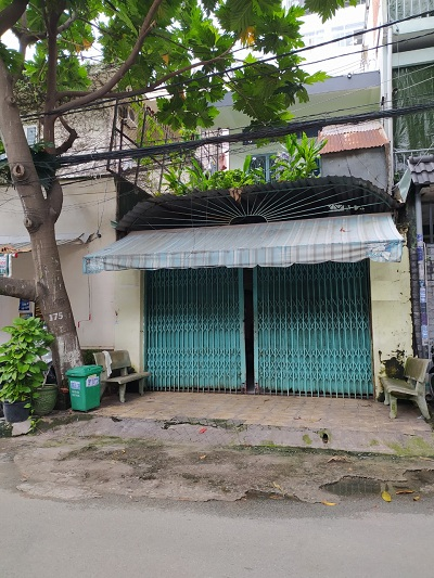 Cho thuê nhà đường Hoàng Hoa Thám Phường 13 Quận Tân Bình