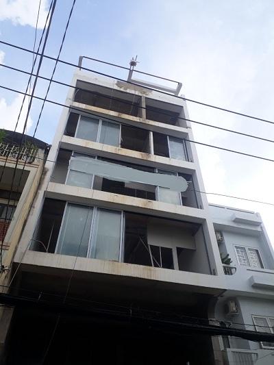 Cho thuê nhà đường Hoàng Hoa Thám Quận Tân Bình