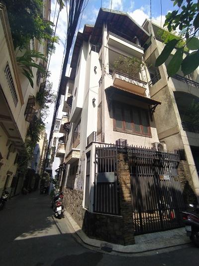 Cho thuê nhà đường Hoàng Văn Thụ, Phường 4, Quận Tân Bình