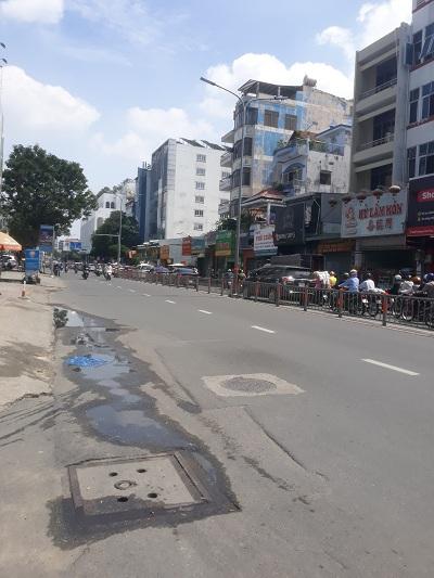 Cho thuê nhà đường Hoàng Văn Thụ phường 4 quận Tân Bình