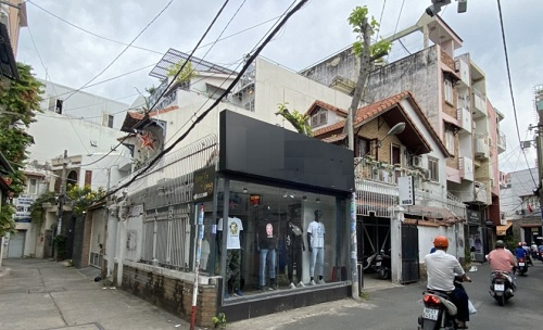 Cho thuê nhà đường Hoàng Văn Thụ quận Phú Nhuận phường 8