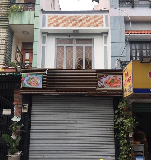 Cho thuê nhà đường Hồng Hà quận Tân Bình