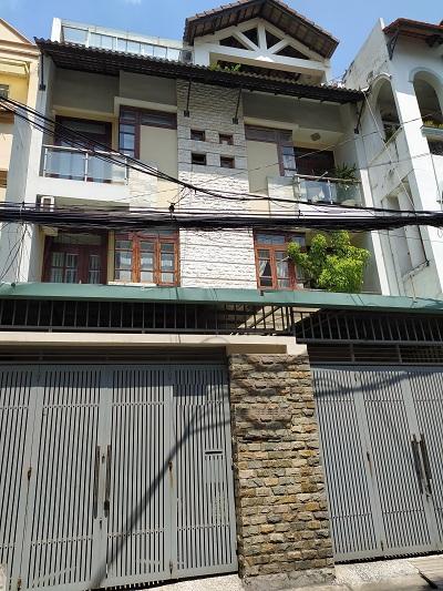 Cho thuê nhà đường Lam Sơn Quận Tân Bình
