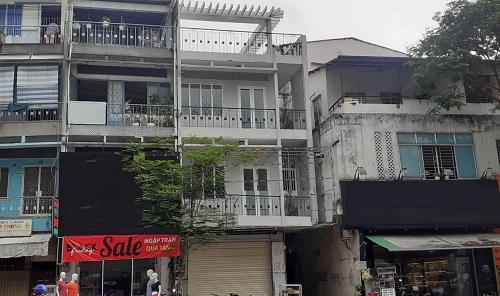 Cho thuê nhà đường Lê Hồng Phong quận 10