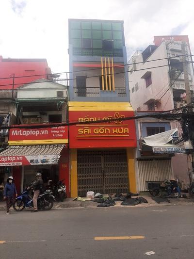 Cho thuê nhà đường Lê Quang Định Phường 14 Quận Bình Thạnh