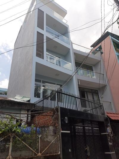 Cho thuê nhà đường Lê Quang Định Phường 5 Quận Bình Thạnh