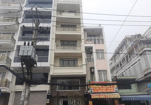 Cho thuê nhà đường Lê Quang Định quận Bình Thạnh phường 14