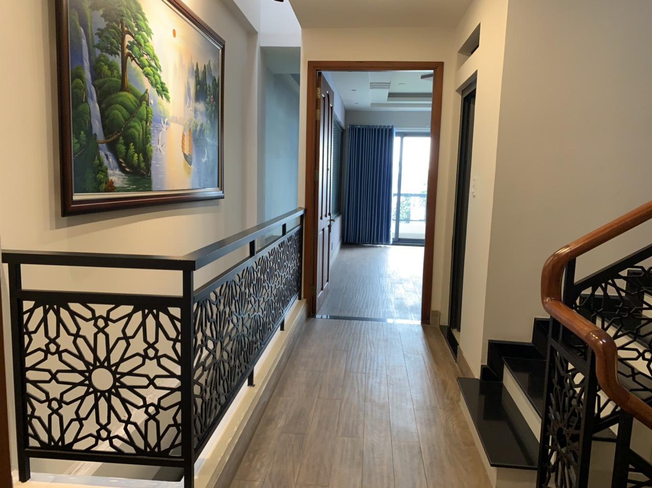 Cho thuê nhà đường Lê Tấn Quốc quận Tân Bình
