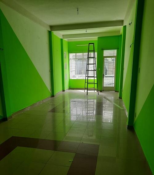 Cho thuê nhà mặt tiền đường Lê Trung Nghĩa phường 12 quận Tân Bình
