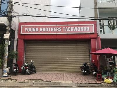 Cho thuê nhà đường Lê Trung Nghĩa Quận Tân Bình