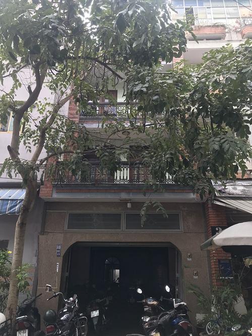 Cho thuê nhà đường Lê Văn Huân phường 13 quận Tân Bình