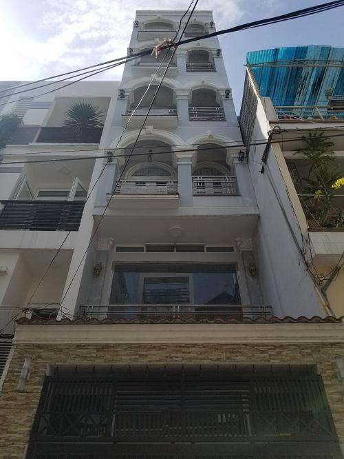 Cho thuê nhà đường Lê Văn Sỹ Phường 1 Quận Tân Bình