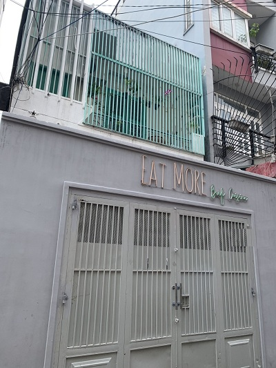 Cho thuê nhà đường Lê Văn Sỹ Phường 14 Quận 3