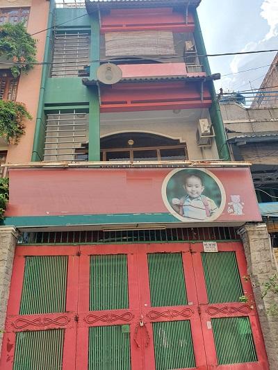 Cho thuê nhà đường Lê Văn Sỹ quận 3