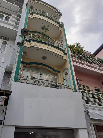Cho thuê nhà đường Lê Văn Sỹ Quận Phú Nhuận