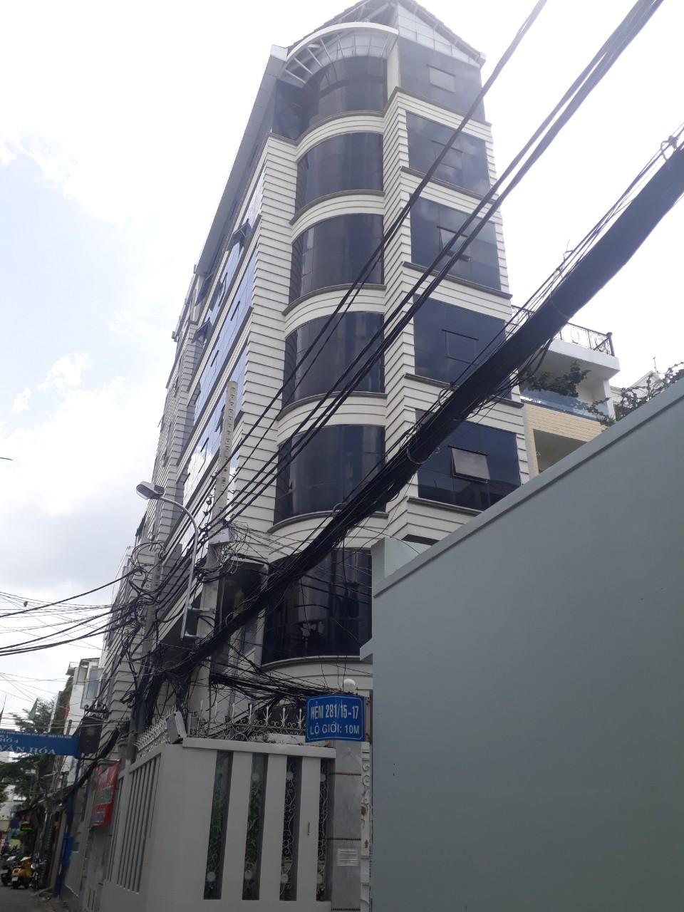 Cho thuê nhà đường Lê Văn Sỹ Quận Tân Bình