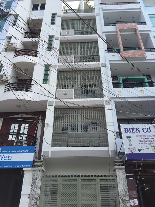 Cho thuê nhà đường Lý Thường Kiệt quận Tân Bình phường 6