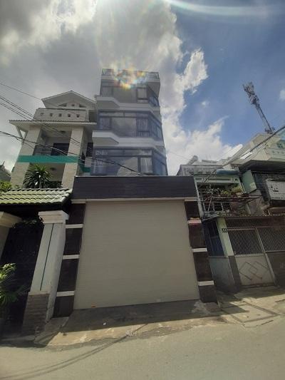 Cho thuê nhà đường Ngô Đức Kế Quận Bình Thạnh
