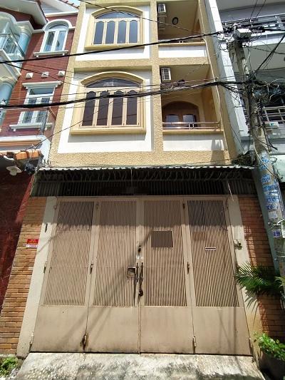 Cho thuê nhà đường Nguyễn Cảnh Dị Quận Tân Bình