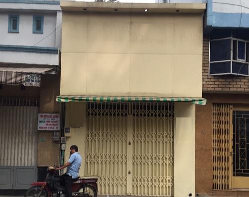 Cho thuê nhà đường Nguyễn Chí Thanh phường 5 quận 10