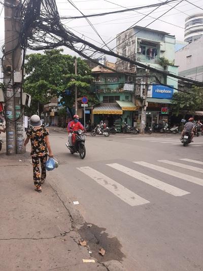 Cho thuê nhà đường Nguyễn Cửu Vân Phường 17 quận Bình Thạnh