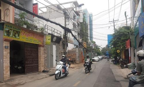 Cho thuê nhà đường Nguyễn Cửu Vân quận Bình Thạnh phường 17