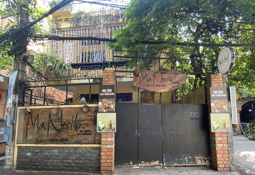 Cho thuê nhà đường Nguyễn Đình Chính quận Phú Nhuận phường 11