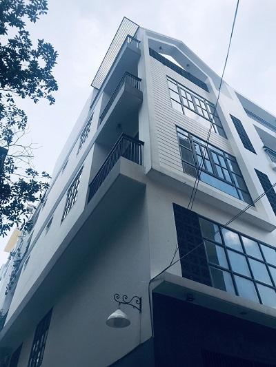 Cho thuê nhà đường Nguyễn Đình Chính Quận Phú Nhuận