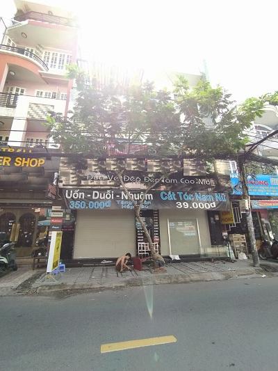Cho thuê nhà đường Nguyễn Hồng Đào Quận Tân Bình